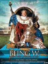 "George Walker Bush in ""Being W."""