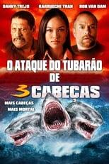 O Ataque do Tubarão de 3 Cabeças (2015) Torrent Dublado e Legendado