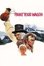 Paint Your Wagon (1969) Box Art