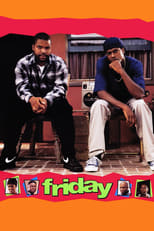 Official movie poster for Friday (1995)