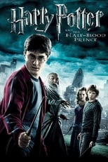 Harry Potter and the Half-Blood Prince (2009) box art