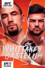 Poster Image for Movie - UFC on ESPN 22: Whittaker vs. Gastelum