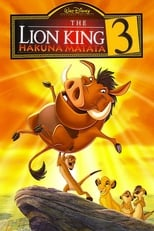 The Lion King 1½ small poster
