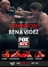 UFC on Fox 9: Johnson vs. Benavidez 2