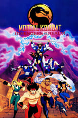 Mortal Kombat Os Defensores da Terra 1ª Temporada Completa Torrent Dublada