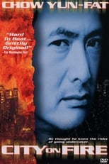 Poster for City on Fire