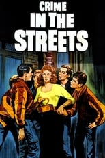 Poster for Crime in the Streets