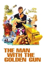 The Man with the Golden Gun (1974) Box Art
