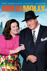 Mike & Molly 4ª Temporada Completa Torrent Dublada e Legendada