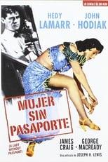 Mujer sin pasaporte
