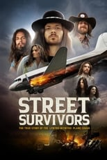 Image Street Survivors: The True Story of the Lynyrd Skynyrd Plane Crash