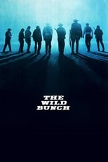 Official movie poster for The Wild Bunch (1969)