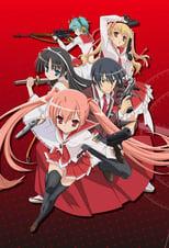 Poster anime Hidan no Aria AASub Indo