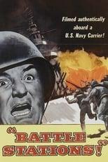 Battle Stations (1956) Box Art