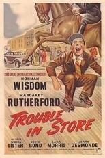 Trouble in Store (1953) Box Art
