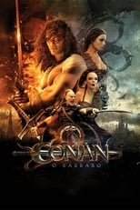Conan, o Bárbaro (2011) Torrent Dublado e Legendado