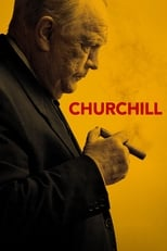 Poster for Churchill