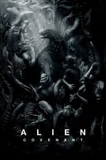 Official movie poster for Alien: Covenant (2017)
