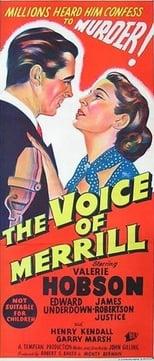 The Voice Of Merrill (1952) Box Art