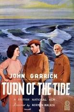 Turn of The Tide (1935) box art