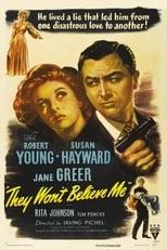 They Won't Believe Me (1947) Box Art