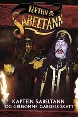 Kaptein Sabeltann og grusomme Gabriels Skatt