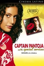 Imagen Captain Pantoja and the Special Services (1999)
