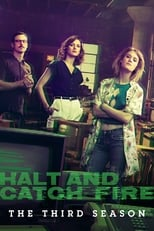 Halt and Catch Fire 3ª Temporada Completa Torrent Legendada