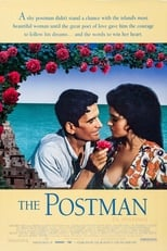 Poster for Il postino