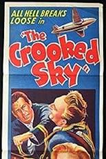 Crooked Sky (1957) Box Art
