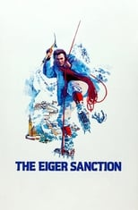 Poster for The Eiger Sanction