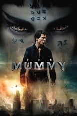 Official movie poster for The Mummy (2017)