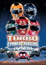 Turbo Power Rangers: La Película
