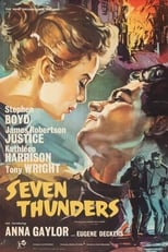 Seven Thunders (1957) Box Art