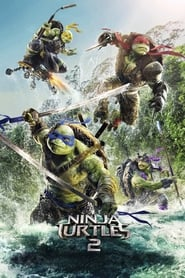 Ninja Turtles 2  film complet