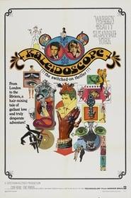 View Kaleidoscope (1966) Movie poster on Ganool