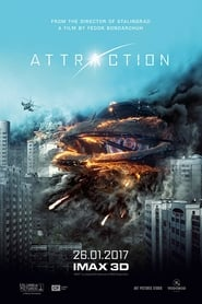Poster Movie Attraction 2017