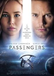 Poster Movie Passengers 2016