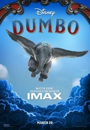 Dumbo (2019) Movie poster on Ganool