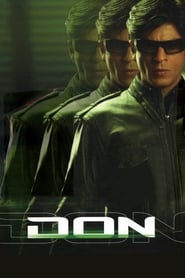 View Don (2006) Movie poster on Ganool123