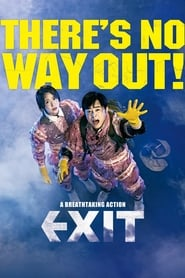 View EXIT (2019) Movie poster on Ganool