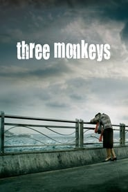 View Three Monkeys (2008) Movie poster on 123movies