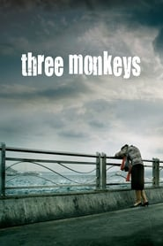 View Three Monkeys (2008) Movie poster on Ganool