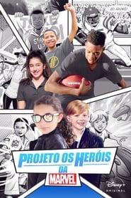 Projeto Os Heróis da Marvel