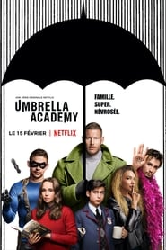 Umbrella Academy series tv