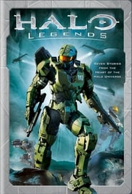 View Halo: Legends (2010) Movie poster on cokeandpopcorn.click