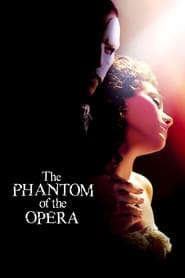 View The Phantom of the Opera (2004) Movie poster on 123movies