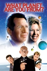 View What Planet Are You From? (2000) Movie poster on 123movies