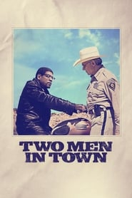 View Two Men in Town (2014) Movie poster on Ganool