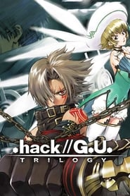 View .hack//G.U. Trilogy (2007) Movie poster on INDOXXI